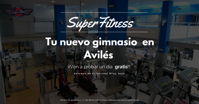 Beneficios SuperFitness