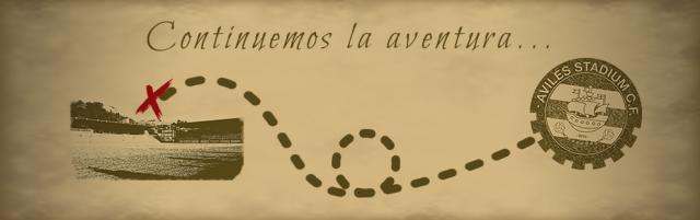 Continuemos la aventura