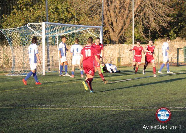 Precedente: Atlético Lugones - Avilés Stadium