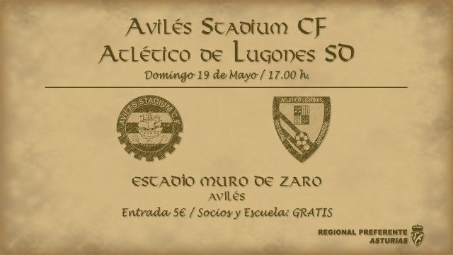 Promo: Avilés Stadium - Atlético Lugones