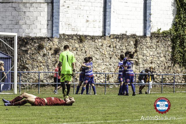 Precedente: Avilés Stadium - Llaranes