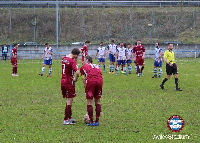 La Isla: Asturias de Blimea - Avilés Stadium