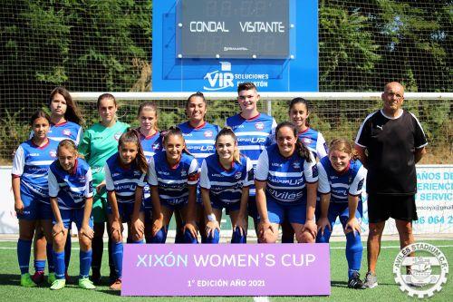 Xixón Womens Cup 2021