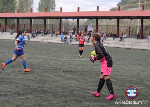 Avilés Stadium - Versalles Regional Femenino