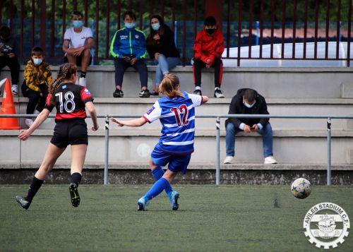 Avilés Stadium - Versalles Regional Femenino (20/21)
