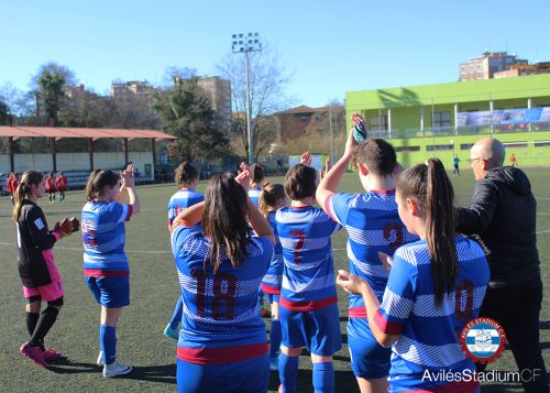 Avilés Stadium - Condal Regional Femenino