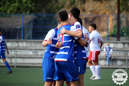 Avilés Stadium - Marino Cudillero Tercera Juvenil