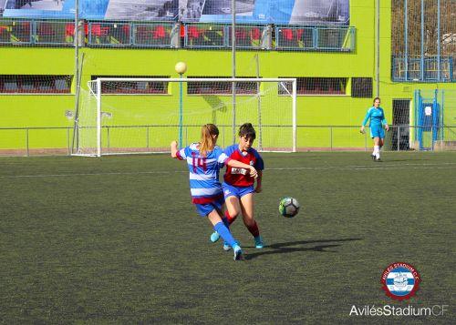 Avilés Stadium - Gijón FF Regional Femenino