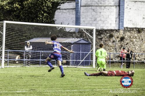 Llaranes - Avilés Stadium