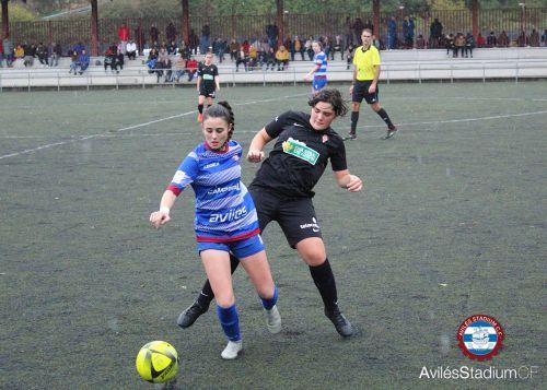 Avilés Stadium - Real Sporting Regional Femenino